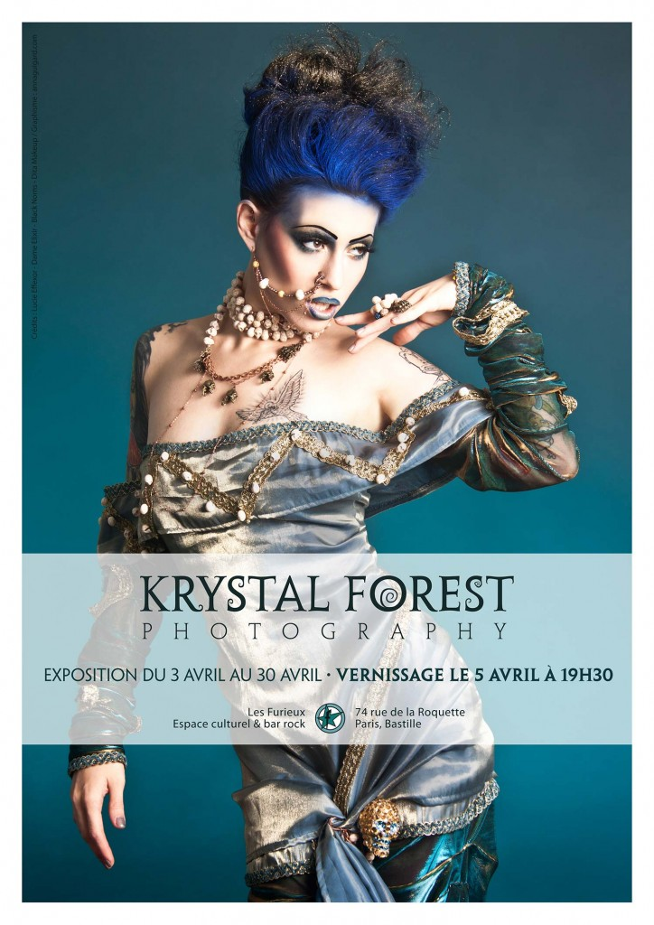 Krystal Forest expo-furieux